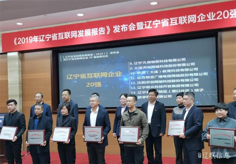 辽联集团荣获辽宁省互联网企业20强2.jpg