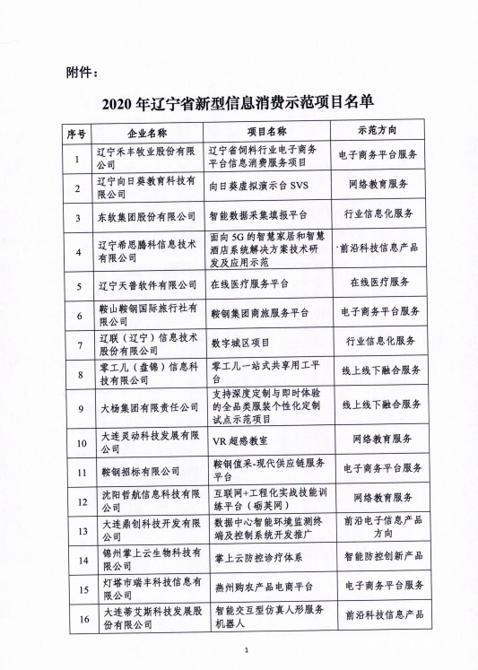 辽联信息数字城区荣获辽宁省新型信息消费示范项目2.png